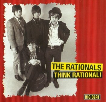 The Rationals - Think Rational (1965-68) [Remastered] (2009)