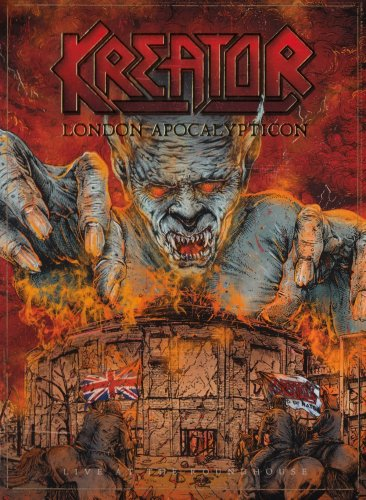 Kreator - London Apocalypticon: Live At The Roundhouse (2020)