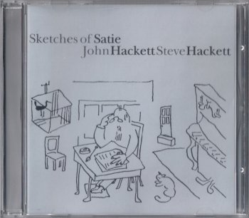 John Hackett & Steve Hackett - Sketches of Satie (2000)