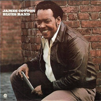 James Cotton Blues Band - Taking Care Of Business (1971)[Vinyl-Rip]