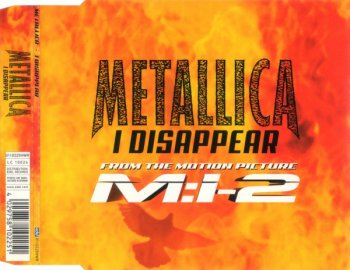 Metallica - I Disappear (2000)