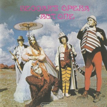 Beggars Opera - Act One (1970) [Reissue, 1997]