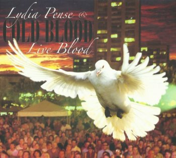 Lydia Pense & Cold Blood - Live Blood (DigiPak, 2008)