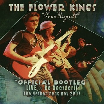 The Flower Kings - Tour Kaputt (2011)