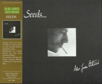 Alan James Eastwood - Seeds (1971) Korean remaster [Limited Edition] (2014)