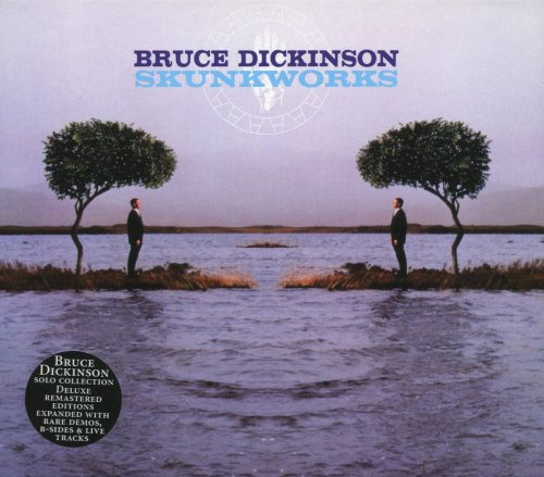 Bruce Dickinson - Skunkworks [2CD] (1996) [2005]