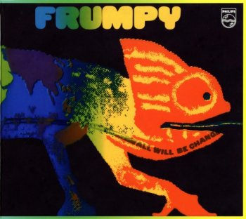 Frumpy - All Will Be Changed 1970 [Remaster] (2008)