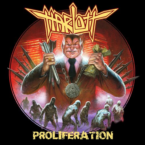 Harlott - Proliferation (2015)