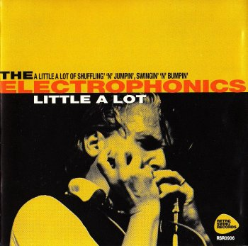 The Electrophonics - Little A Lot (2009)