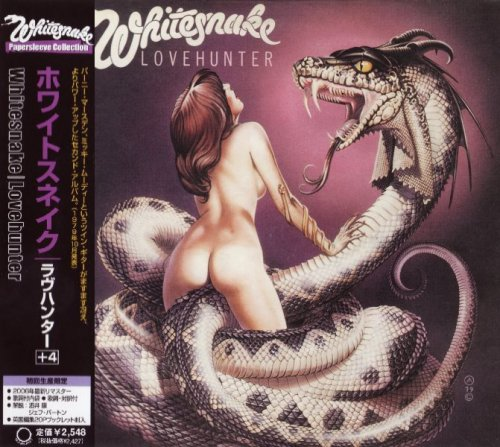 Whitesnake - Lovehunter [Japanese Edition] (1979) [2006]