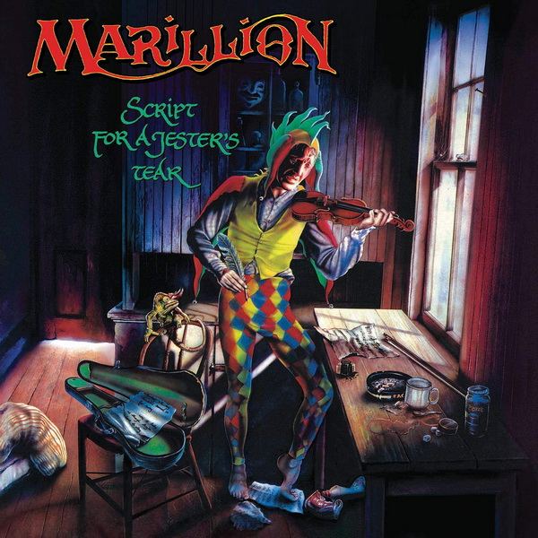 Marillion: 1983 Script For A Jester's Tear - 5-Disc Book Set Parlophone Records 2020