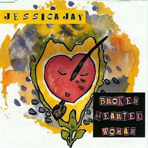 Jessica Jay - Broken Hearted Woman (EP) 1996