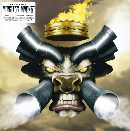Monster Magnet - Mastermind (2010)