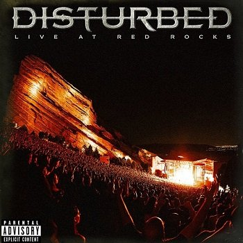 Disturbed - Live at Red Rocks (2016)