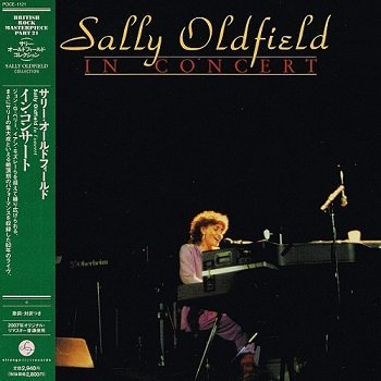 Sally Oldfield - In Concert (Japan Edition) (2007)