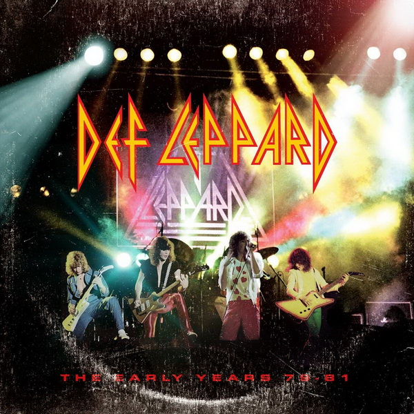 Def Leppard: 2020 The Early Years 79-81 / 5CD Box Set Universal Music