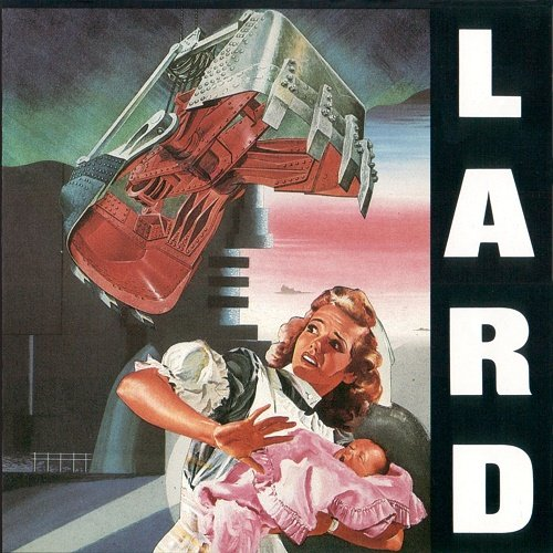 Lard - The Last Temptation of Reid (1990)