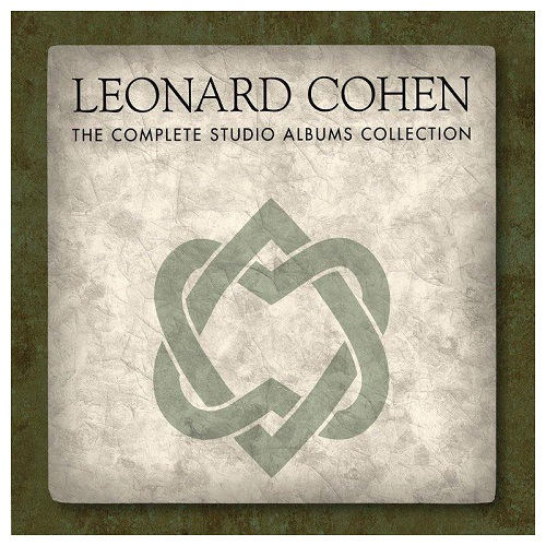 Leonard Cohen - The Complete Columbia Albums Collection [18CD Box Set] (2011) [FLAC]