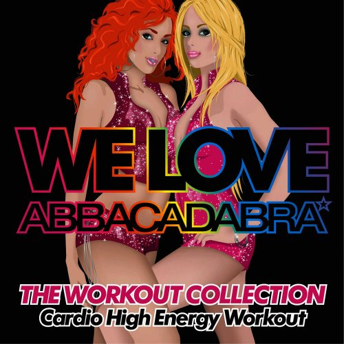 Abbacadabra - Cardio High Energy Workout (19 x File, FLAC, Compilation) 2010