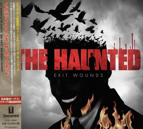 The Haunted - Exit Wounds [Japanese Edition] (2014)