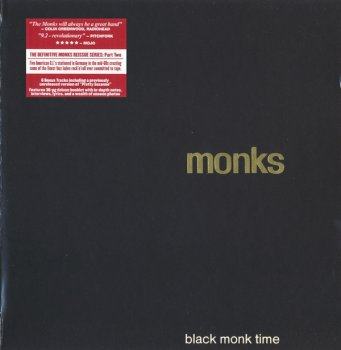 The Monks - Black Monk Time (1966) (Remastered,Expanded, 2009)