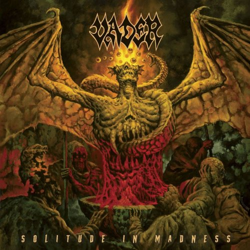 Vader - Solitude In Madness [2CD] (2020)