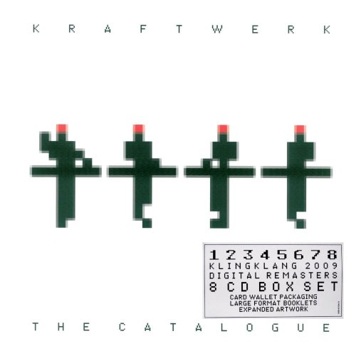 Kraftwerk - The Catalogue [12345678] (2009)