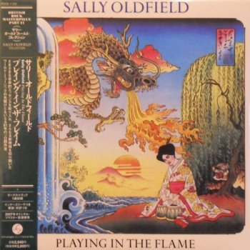 Sally Oldfield - Playing In The Flame (Japan Edition) (2007)