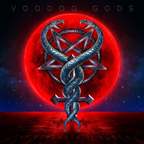Voodoo Gods - The Divinity Of Blood (2020)