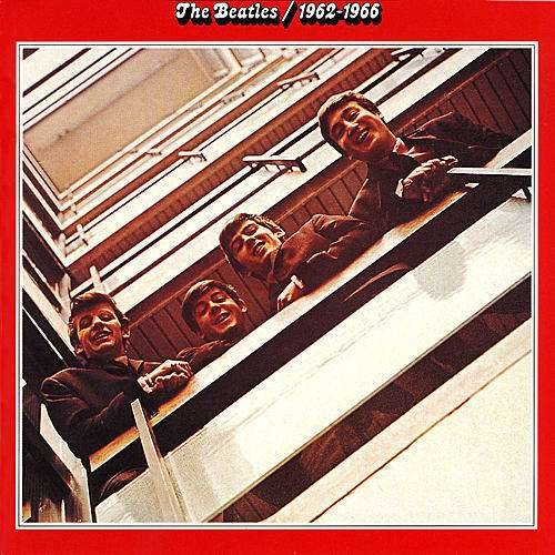 The Beatles - 1962-1966 (Reissue Remastered) (2018)  [Vinyl Rip, Hi-Res]