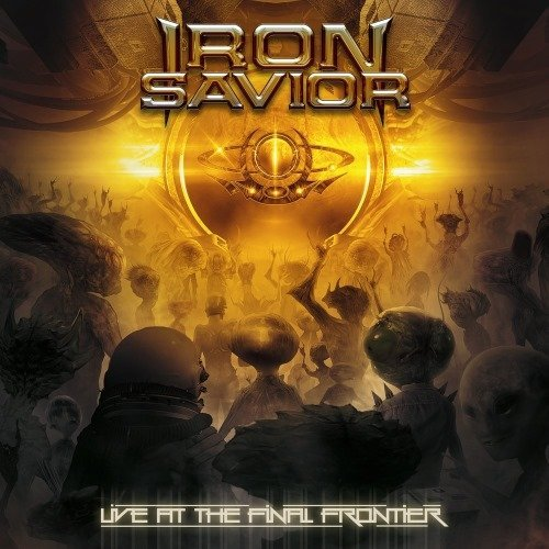 Iron Savior - Live At The Final Frontier [2CD+DVD9] (2015)