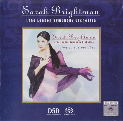 Sarah Brightman & The London Symphony Orchestra ‎– Time To Say Goodbye (1997/2004) [FLAC]