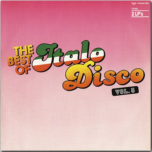 "DISCO 80's «Exclusive for ""lossless-galaxy"" Vinyl Collection» (88 x LP • Only Best Albums • 1975-1993)"