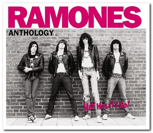 Ramones - Hey! Ho! Let's Go! Anthology [2CD Remastered Set] (1999) [FLAC]