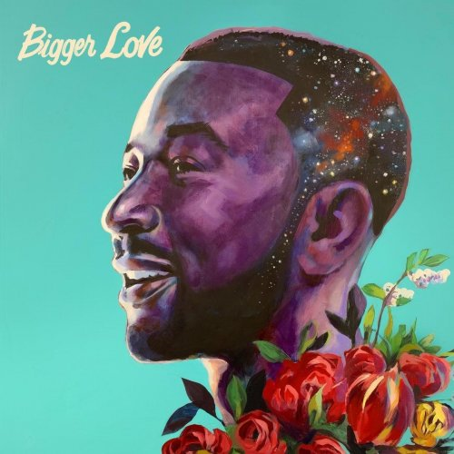 John Legend - Bigger Love (2020) [FLAC]
