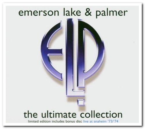 Emerson, Lake & Palmer - The Ultimate Collection [2CD Set] (2004) [FLAC]