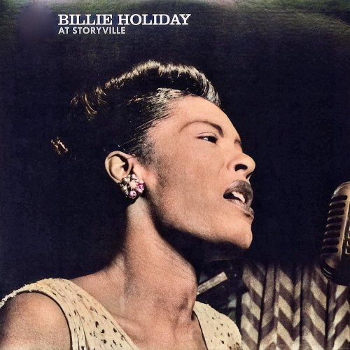 Billie Holiday - Billie Holiday At Storyville (2020) [Hi-Res]