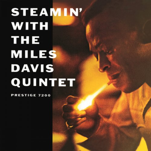 The Miles Davis Quintet - Steamin' With The Miles Davis Quintet (2016) [Hi-Res, FLAC]
