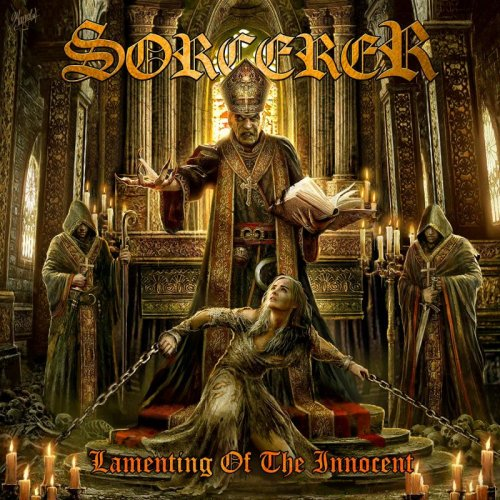 Sorcerer - Lamenting Of The Innocent [Limited Edition] (2020)