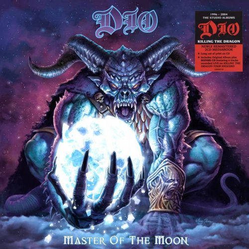 Dio - Master Of The Moon [2CD] (2004) [2020]