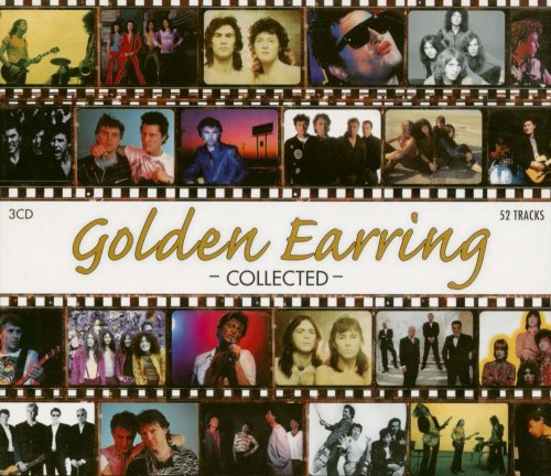 Golden Earring - Collected [3CD] (2009)