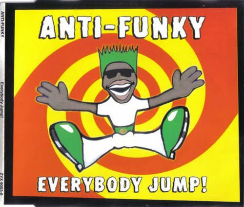 Anti-Funky - Everybody Jump! (CD, Maxi-Single) 1999