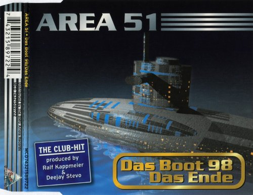 Area 51 - Das Boot 98 / Das Ende (CD, Maxi-Single) 1999