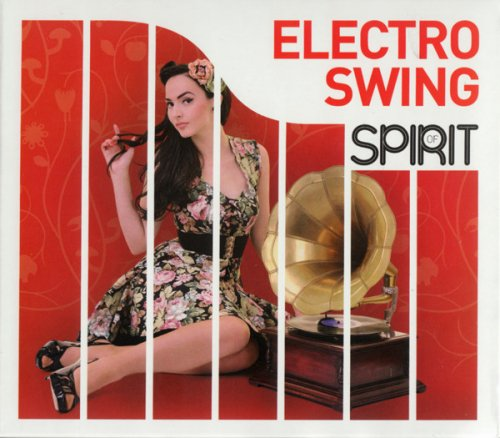 VA - Electro Swing Of Spirit [4CD] (2012) [FLAC]
