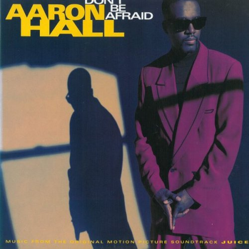 Aaron Hall - Don't Be Afraid (Vinyl, 12'') 1992