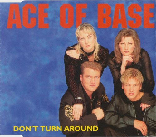 Ace Of Base - Don't Turn Around (CD, Maxi-Single) 1994