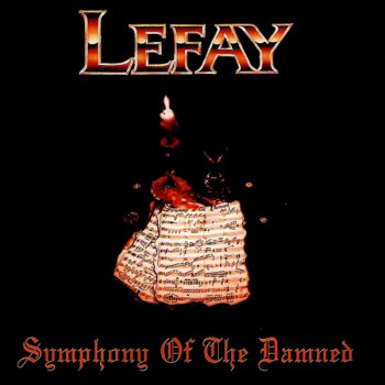 Lefay - Symphony Of The Damned - Re-Symphonised (1999)