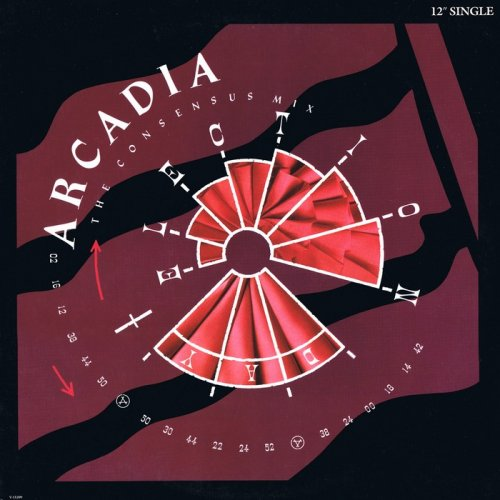 Arcadia - Election Day (The Consensus Mix) (Vinyl, 12'') 1985