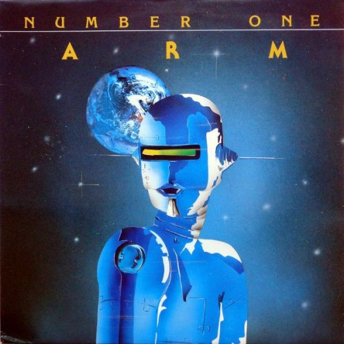 ARM - Number One (Vinyl, 12'') 1986