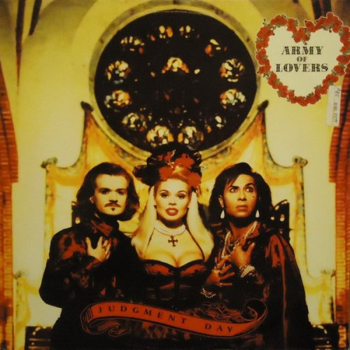 Army Of Lovers ‎- Judgment Day (Vinyl, 12'') 1992